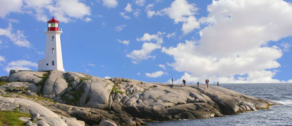 Nova Scotia's coastal views and quirky towns are calling