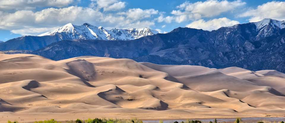 Colorado's Great Sand Dunes are good, old-fashioned fun