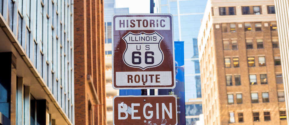 Cruise through the Land of Lincoln on IL's Route 66